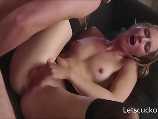 Blond Hair Girl Mommy Getting Laid Husband Watching - Xozilla Porn Movies