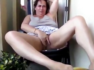Angelique, married mom from France.  Natural female with natural boobs.