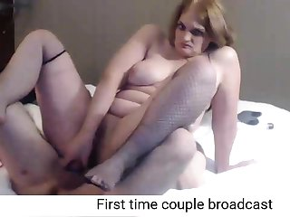 Hardcore with mature BBW