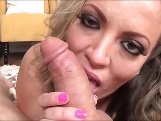 Very Busty Stepmom Needs A Hard Big Knob - jessica marie