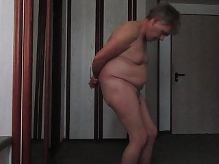 Fat and horny whore exposed