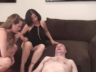Mom learns to dominate 2