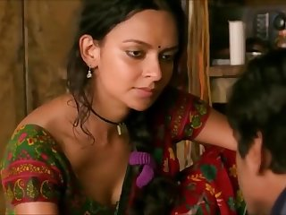 Indian Actress Bidita Hot Erotic Scene