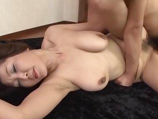 Japanese milf Masami Hirao - 1