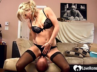mature loves to dominate her steamy stepson