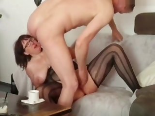 ClitLoverHH My Cock-Horny Colleague Complete Compilation