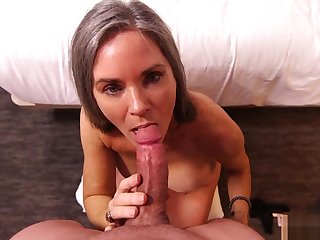 Livia - Sexy Cougar Trying Porn - MomPOV Archive