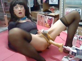 Mimi (2020.02.15) #1 with sex machine