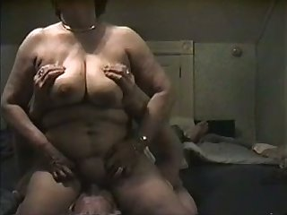 I'm thinking about that BBW's ass on my face when I'm eating my wife's pussy