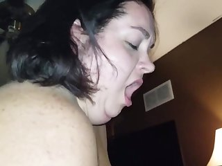NEBBW Sucks Dick & Squirts All Over Cock Pt3 - TacAmateurs