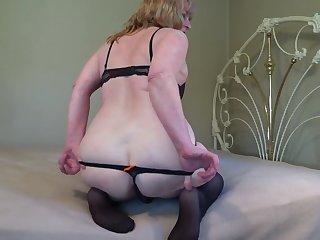 Eat Arse, Suck On my Sexy Thong - TacAmateurs