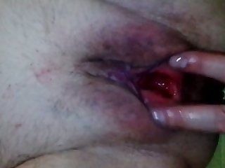 This whore likes to test her limits and fuck on camera