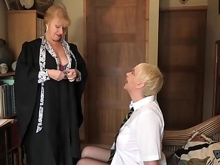 Headmistress Veronique Pt1 - TacAmateurs