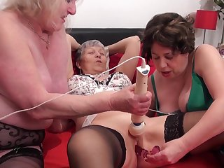 Three Girl Fun Pt2 - TacAmateurs