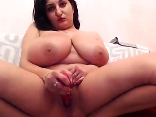CAMWH0RES 2016 - Romanian with Big ass TITTIES 6