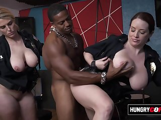 Housewife cops get drilled by rapper TT