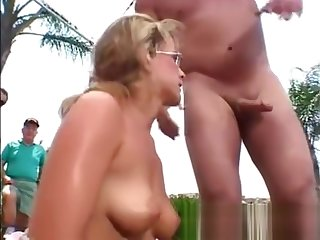 Lizzy Law is a tall long legged cute blonde with
