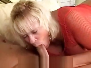 Granny Having Sex While Grandpa Watches