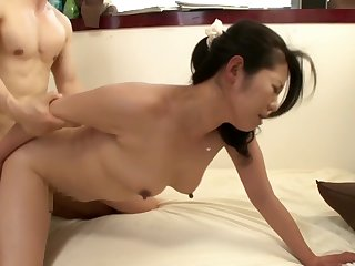 Fabulous Japanese model in Amazing Fetish, Mature JAV scene