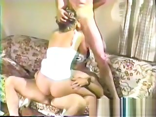 Heres a great vintage hardcore MMF threesome w