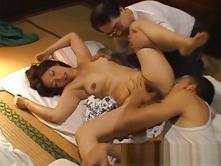Chisato Shouda Amazing mature Japanese part6