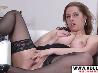 Adorable Mature Daria Glower Take Prick Hard Tender Step son - daria glower