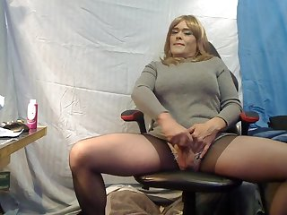 Sharon`s Long night of Edging Pt 4 Let It BLOW