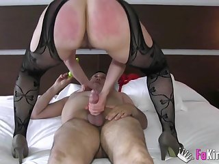 Spanish Amateur Sex Housewife Couple In Their  - andi james