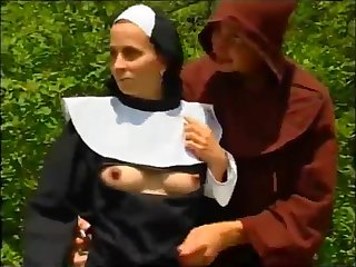 The pain nun who atones for sin by having intercourse