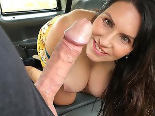 Hot mature massive tits Milf fucked