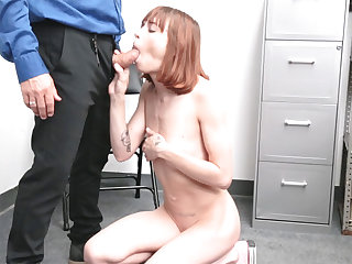 Bad cop fucked a steamy mothers I´d like to fuck asshole because of felony