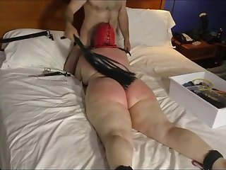 11-May-2016 First Stud BDSM and BJ (Sklavin/Esclave/slave)