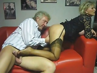 Fully Fashioned Nylon Stockings Worship and Cum on Soles