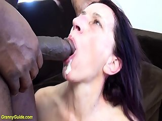 skinny moms first rough big black cock sex